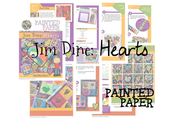 Jim Dine Hearts preview