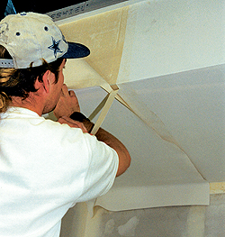 Wallpaper Adhesives, Wallpaper Seams - PaintPRO Magazine