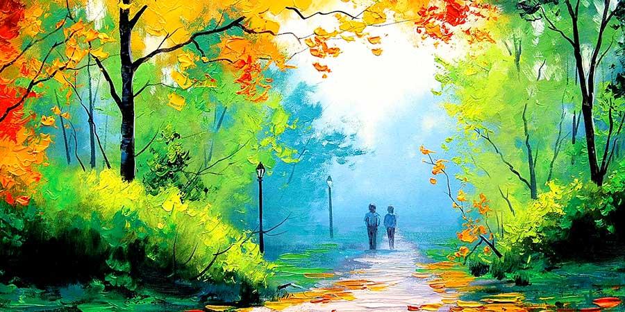 Fall Mountains Hd Wallpaper Pictures Paisajes De Amor Eterno Imagenes Hermosas Fotos Enamorados