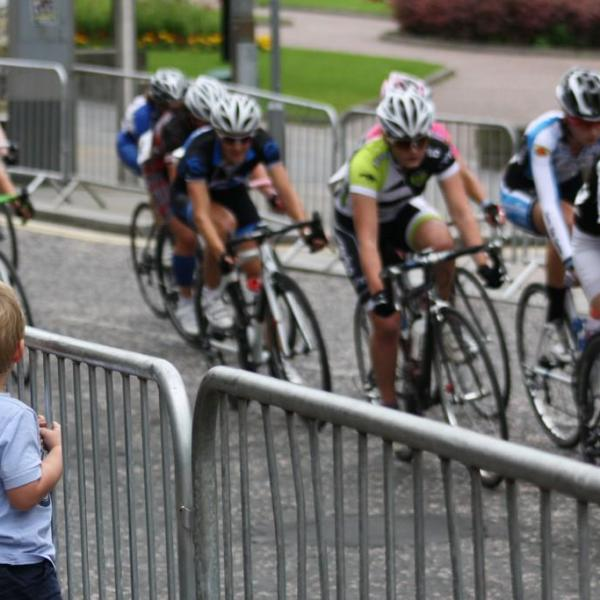 Scottish Cycle Championships 2012)