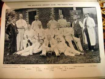 Cricket team 1897