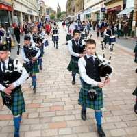 Paisley to host British Pipe Band Competition for three successive years