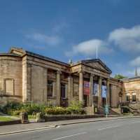 Paisley Museum 'inspires' children's art at annual exhibition