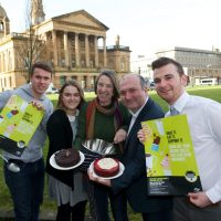 Renfrewshire will rise to the Fairtrade Bake Off challenge
