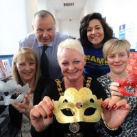 Local businesses urged to have a ball for charity