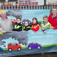 Primary schools target thoughtless drivers
