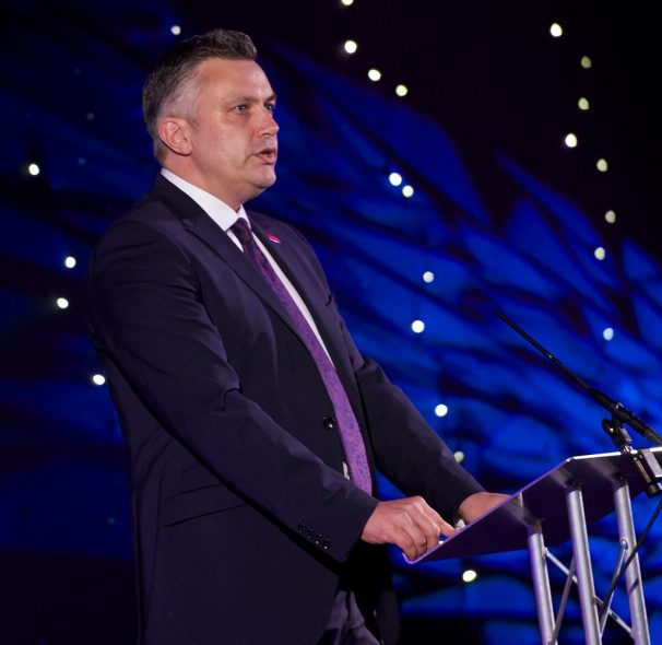 Council Leader, Mark Macmillan on aiming higher for Renfrewshire