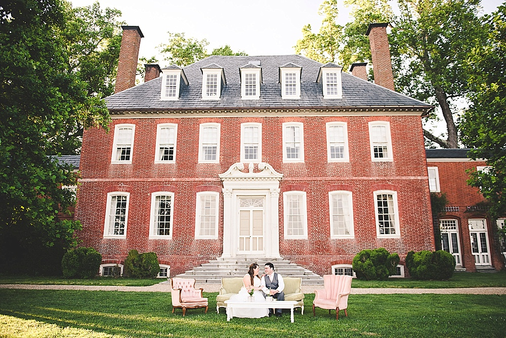 Pretty Pastels! - Audrey  Nael Tie The Knot at Westover Plantation
