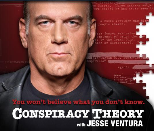 Conspiracy Theory with Jesse Ventura