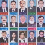 Candidates for Member Punjab Bar Council Multan, Sahiwal Divisions
