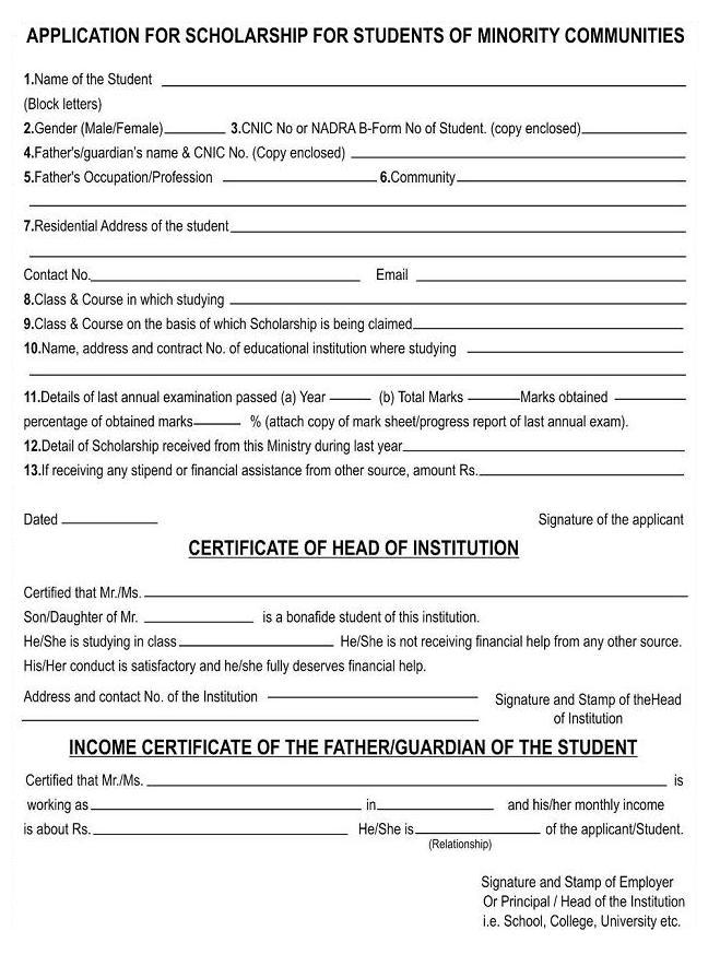 Scholarship Contract Templates Thank You Letter Format Example - scholarship contract template