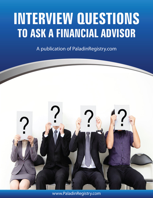 An Introductory eBook Interview Questions to Ask Financial Advisors