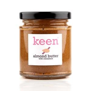 Keen-almondbuttercinnamon