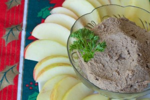 Savory Chicken Gizzard Pate
