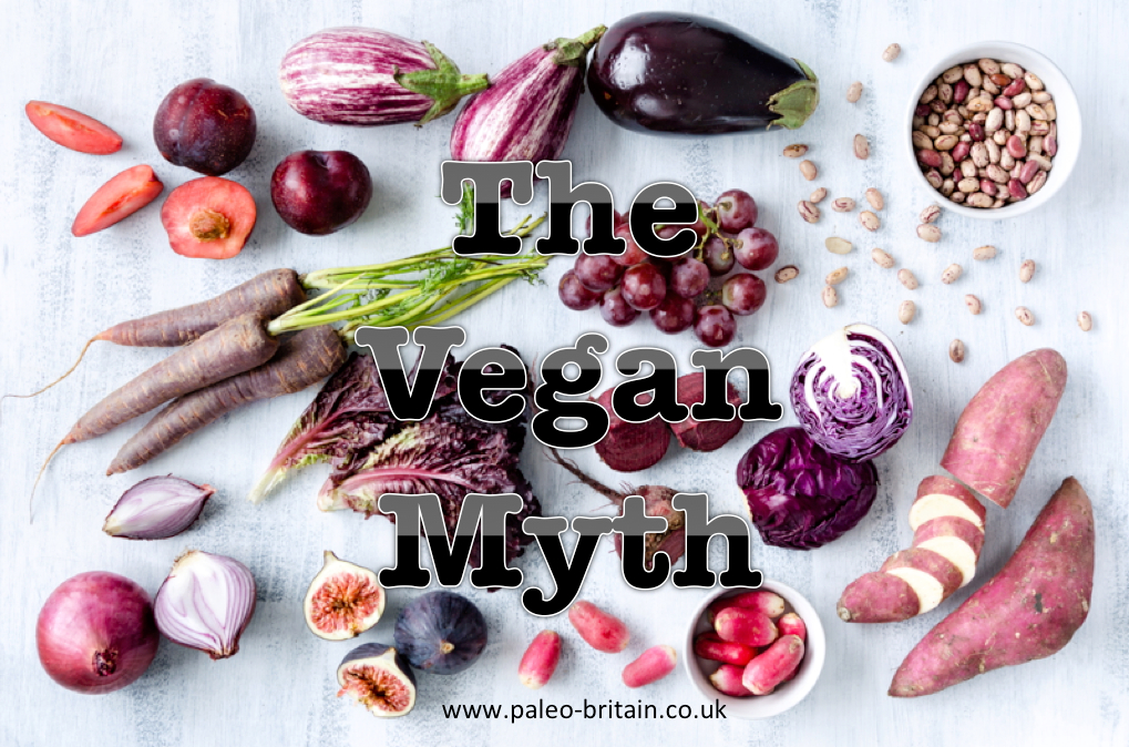 The Vegan Myth