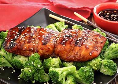Paleo Teriyaki Salmon Recipe