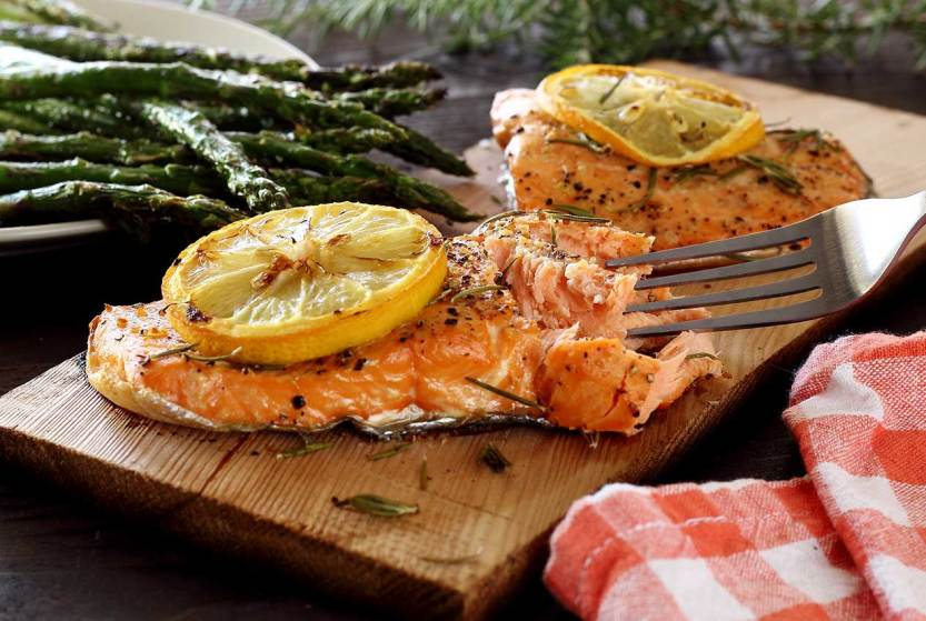 plank grilled salmon april 30 2015 1 comment in entrees fish grilled ...