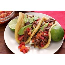 Exquisite Spicy Shredded Beef Soft Tacos Spicy Beef Shredded Tacos Paleo Newbie Soft Taco Recipe From Scratch Soft Taco Recipe Nz