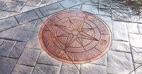 Stamped Concrete - Palermo Concrete, Inc. - Rochester NY