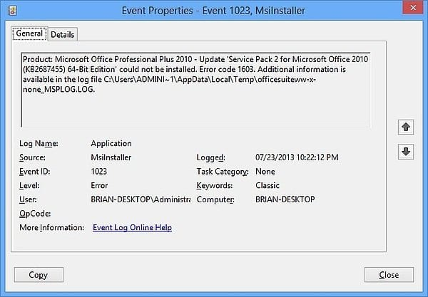urgransound \u2022 Blog Archive \u2022 Ms office 2010 activation error 0×80080015