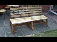 Pallet Garden Bench Ideas | Pallet Furniture Projects.