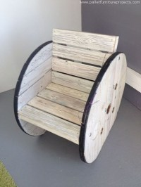 Shipping Pallets Recycled Into Furniture | Pallet ...