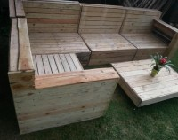 Wooden Pallet Wood Recycled | Pallet Furniture Projects.