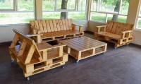 Recycling Ideas for Wooden Shipping Pallets | Pallet Ideas