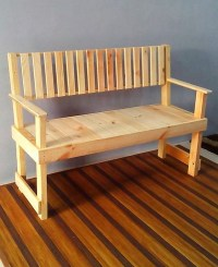Easy To Make Wood Pallet Furniture Ideas | Pallet Ideas