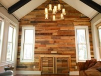 Pallet Wall Cladding | Pallet Ideas: Recycled / Upcycled ...