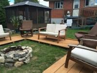 Pallet Patio Garden Lounge Floor | Pallet Ideas: Recycled ...