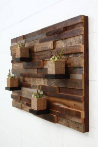 Recycled Wood Pallet Planter Ideas | Pallet Ideas ...