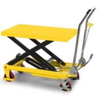 150kg Scissor lift table Maximum Lift Height 0.72m ...