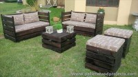 Inspired Pallet Furniture Ideas | Pallet Wood Projects