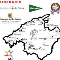 36ª Vuelta Internacional por Mallorca en moto