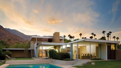 Kaufmann House, Palm Springs Architecture Revisited, Palm Springs California