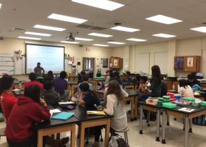 AAR info session at Gunn High school attracted a crowd