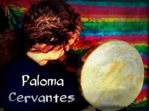 Paloma Cervantes shaman curanderismo