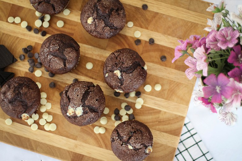 destaque muffins chocolate