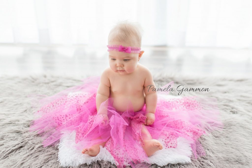 Baby Girl First Birthday Photoshoot Ideas Images