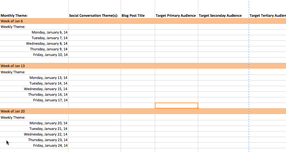 Marketing Report Template Marketing Timeline Excel Free Marketing - format for monthly report