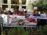 گزارش تکمیلی «تهران گلوی کوبان» از تجمع مقابل دفتر سازمان ملل