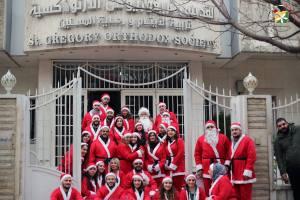 SYRIA - Noel à damas (2017 12 25) FR (3)