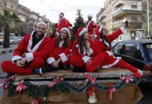 SYRIA - Noel à damas (2017 12 25) FR (6)