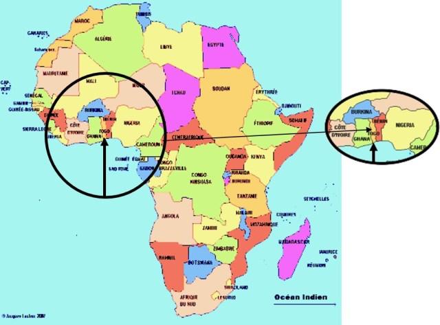 WAMTV - Togo dialogue et crise (2018 07 20) FR1