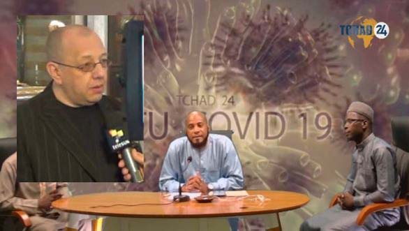 TCHAD24 - actu covid19 II (2020 04 13)