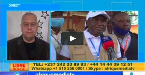 AMTV - LM COLOR II guinée conakry (2020 10 22)