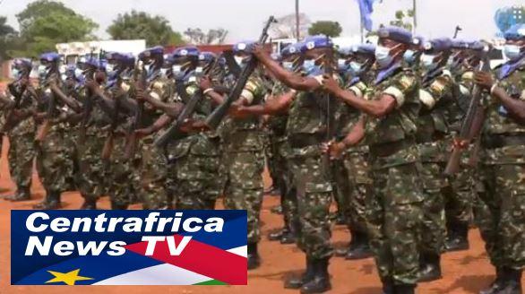 CNT - 232 soldats burundais en rca (2021 07 18)