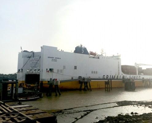 Technik der Grande Angola