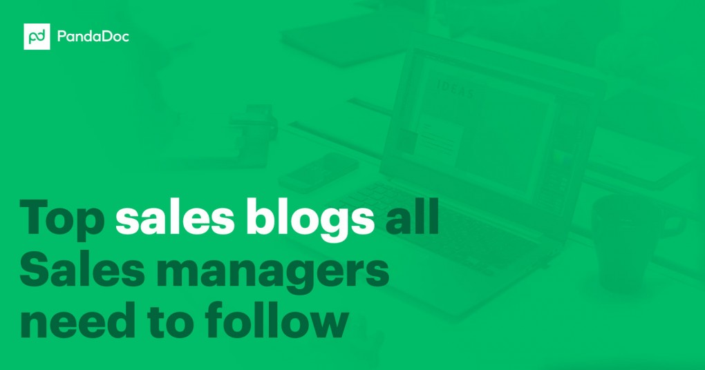 Top Sales Blogs Every Sales Should Read The List of 35+ Updated 2018 - follow sales